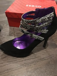 Like new Guess heels Mississauga, L5H 2H9