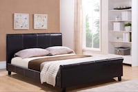 Bedroom brand new in the box  with mattress fast delivery available  Richardson, 75081