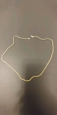 925 Silver Necklace Toronto, M1B 6A2