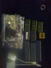 Computer parts package  Vancouver, V6A 1H4