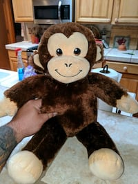 Build a bear monkey Rio Rancho, 87124