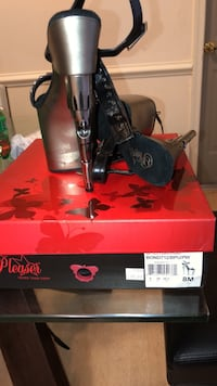 black and red corded power tool Virginia Beach, 23462