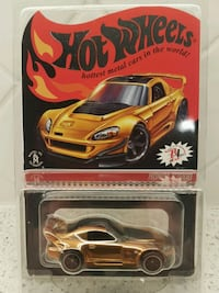 Hot Wheels RLC Honda S200