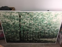 Large wall painting  161 mi