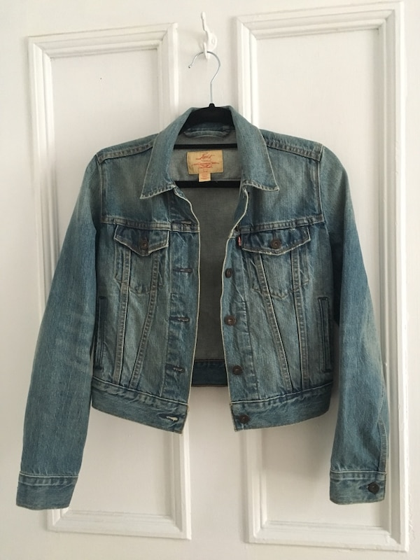 Original levis denim jacket