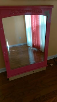 Pink wood mirror if you don't like the color you. Gretna, 70056