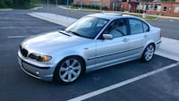 2002 BMW 325I sedan 5 Speed  Woodbridge, 22192
