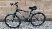 Black and red hardtail mountain bike San Tan Valley, 85140