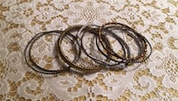 70s South Africian hand made by villagers bracelets  Pitt Meadows, V3Y