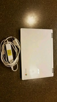 Acer Chromebook Computer and Charger