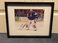 Jaroslav Halak Signed and framed photo  Châteauguay, J6K 2M7