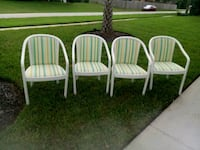 Bentwood Chairs, set of (4)  Deltona