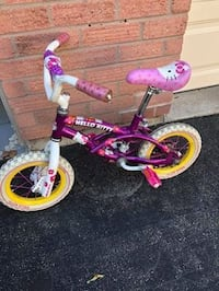 Toddler's Hello Kitty bicycle Oakville, L6H 5E1