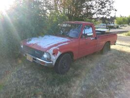 1981Toyota Deluxe Pickup 1/2 ton Long Bed