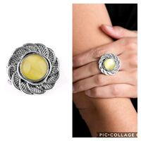 Gardenia glow yellow ring  Gaithersburg