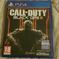 Caso di gioco Call of Duty Black Ops III PS4 Alba, 12051