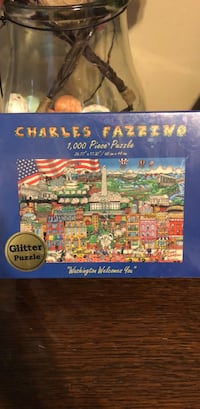 puzzle new in box Clear Brook, 22624