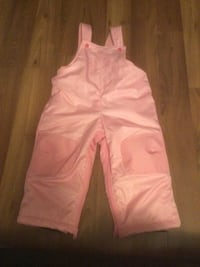 Toddler's pink snowsuit Toronto, M6L 2N2
