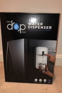 Every drop Water Dispenser New Sterling, 20166