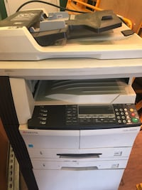 white and black photocopier machine Ijamsville, 21754