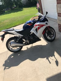 2012 Honda CBR250R Iowa City