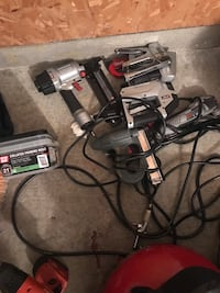 black and gray corded power tools Temple Hills, 20748