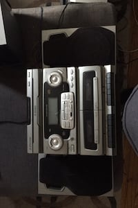 3 Disc Stereo system