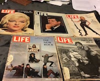 Collectibles. LIFE MAGAZINES Rockville, 20854