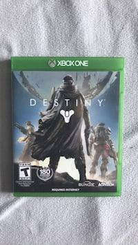 Destiny for Xbox one Calgary, T3J 4R9