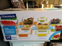 Food storage set Calgary