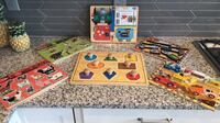 Busy Board and Puzzles by Melissa and Doug Bowie, 20721