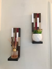 Wood art shelves Rancho Cordova, 95742