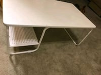white and gray folding table Silver Spring, 20904