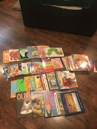 Assorted children books  Edmonton, T5X 6J8