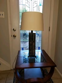 Lamp. Great condition. West Springfield, 22152