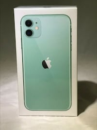 REAL IPHONE 11 GREEN Calgary