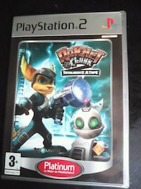 PS2 Ratchet & Clank 2 Barcelona, 08003