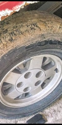 Rims for a chevy