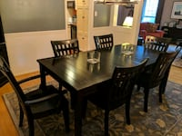 Dining table and chairs Fairfax, 22032