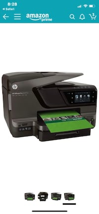 HP Officejet Pro 8600 Plus - printer, scanner Bethesda, 20814