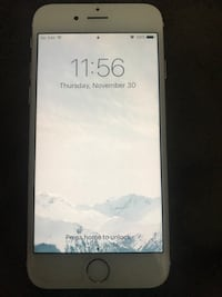 Iphone 6 16 gb gold great condition Vancouver, V6G 2A5