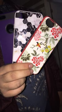 Iphone6 case the middle white one fits a 7 Edmonton, T5H 3B7