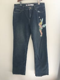 Official Disney Tinkerbell Jeans Toronto, M4Y 1P3