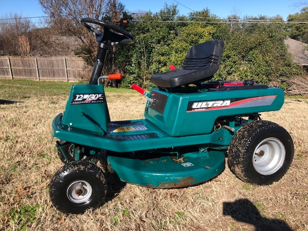 Used Murray Riding Mower With 30 Inch Cut For Sale In Fort Worth Letgo