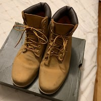 Male Timberland shoes  Toronto, M1K 2B1