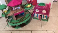 Critter cottage and tree house  Gonzales, 70737