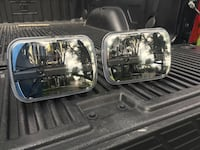 GE LED Nighthawk 200 5x7 Headlamps Stafford, 14020