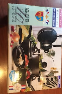Philippe Richard professional cookware