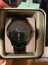 Fossil watch. Worn twice in great condition Roy, 98433