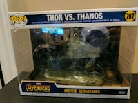 Funko Pop Thor vs Thanos  Vaughan